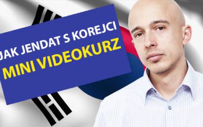 Jak jednat s Korejci – řízení, vedení, plánování (videokurz)